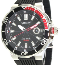 Citizen Mens Eco Drive Divers AW1420-04E