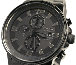 Citizen Mens Eco Drive Chronograph CA0295-58E