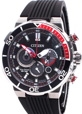 Citizen Mens Eco Drive Chronograph Divers CA4250-03E