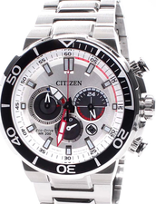 Citizen Mens Eco Drive Chronograph Divers CA4250-54A