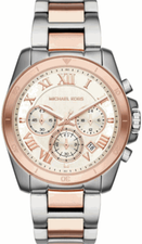Michael Kors Womens Brecken Chronograph MK6368