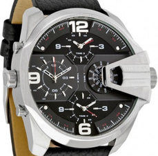 Diesel Mens Uber Chief Chronograph DZ7376