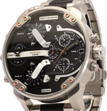 Diesel Mens Daddy Watch DZ7349