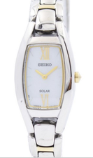 Seiko Ladies Solar Watch SUP312P1