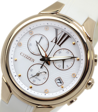 Citizen Ladies Eco Drive Chronograph FB1312-06A