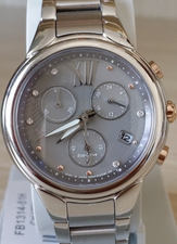 Citizen Ladies Eco Drive Chronograph FB1314-51H