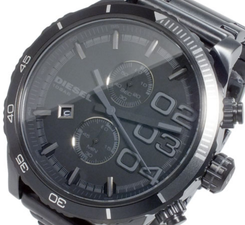 Diesel Mens Double Down Chronograph DZ4326
