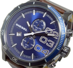 Diesel Mens Double Down Chronograph DZ4312