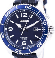Seiko Kinetic Mens Watch SKA745P2