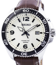 Seiko Kinetic Mens Watch SKA749P1