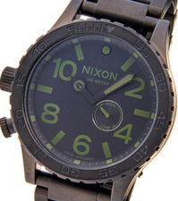 Nixon 51-30 Tide Mens Watch A057-1042