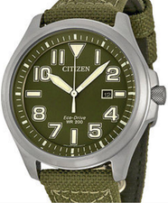 Citizen Eco Drive Mens Divers AW1410-32X
