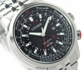 Citizen Eco Drive Promaster GMT BJ7071-54E