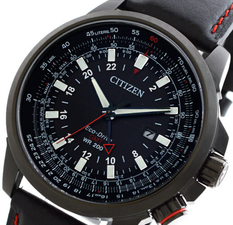 Citizen Eco Drive Promaster GMT BJ7076-00E