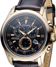 Citizen Mens Eco Drive Perpetual Chronograph BL5542-07E