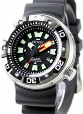 Citizen Mens Eco Drive Promaster Divers BN0176-08E