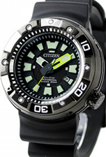 Citizen Mens Eco Drive Promaster Divers BN0177-05E