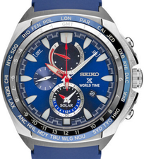 Seiko Prospex World Time Mens SSC489P1