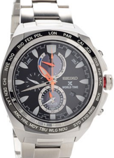 Seiko Prospex World Time Mens SSC487P1