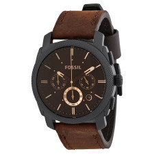 Fossil Machine Chronograph Mens FS4656