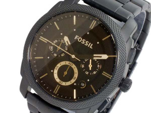 Fossil Machine Chronograph Mens FS4682