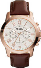 Fossil Grant Chronograph Mens FS4991