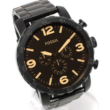 Fossil Nate Chronograph Mens JR1356