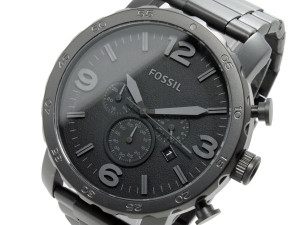 Fossil Nate Chronograph Mens JR1401