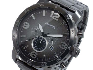 Fossil Nate Chronograph Mens JR1437