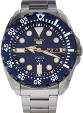 Seiko 5 Sports Mens Automatic SRP605K1