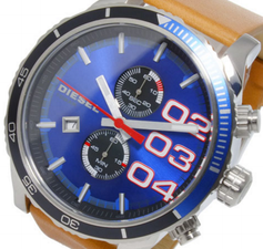 Diesel Double Down Chronograph Mens DZ4322