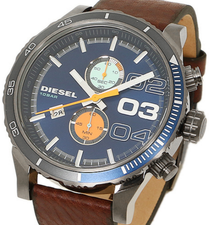 Diesel Double Down Chronograph Mens DZ4350