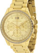 Michael Kors Brinkley Chronograph Ladies MK6187