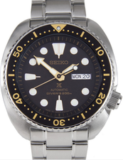 Seiko Mens Turtle Automatic Divers SRP775J1