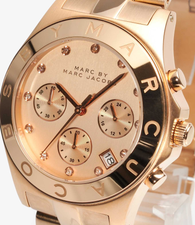 Marc Jacobs Blade Chronograph Ladies MBM3102