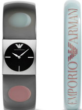 Emporio Armani Ladies Watch and Bangle Set AR7378