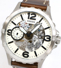 Fossil Nate Mens Automatic ME3128