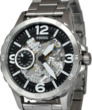 Fossil Nate Mens Automatic ME3129