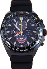 Seiko Prospex World Time Solar Chronograph SSC551P1