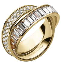 Michael Kors Ladies Ring MKJ3131710