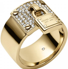 Michael Kors Ladies Ring MKJ3328710