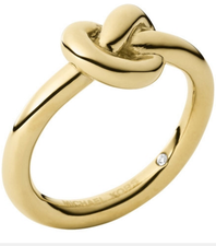 Michael Kors Ladies Ring MKJ4211710 Size 6