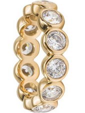 Michael Kors Ladies Ring MKJ4785710