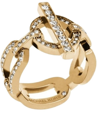 Michael Kors Ladies Ring MKJ4877710 Size 6