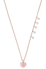 Michael Kors Ladies Necklace MKJ6098791