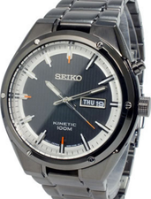 Seiko Kinetic Mens Watch SMY153P1