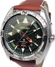 Seiko Prospex Land Kinetic GMT SUN051P1