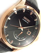 Seiko Mens Kinetic SRN078P1