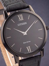 Citizen Eco Drive Mens Stiletto AR1135-10E