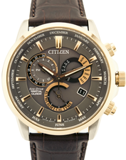 Citizen Mens Eco Drive Perpetual BL8148-11H